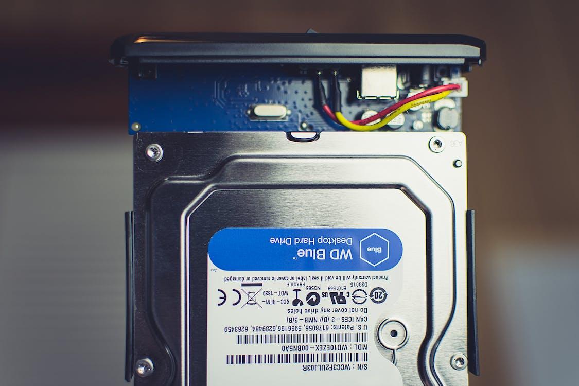 digital barat, disk, hard disk