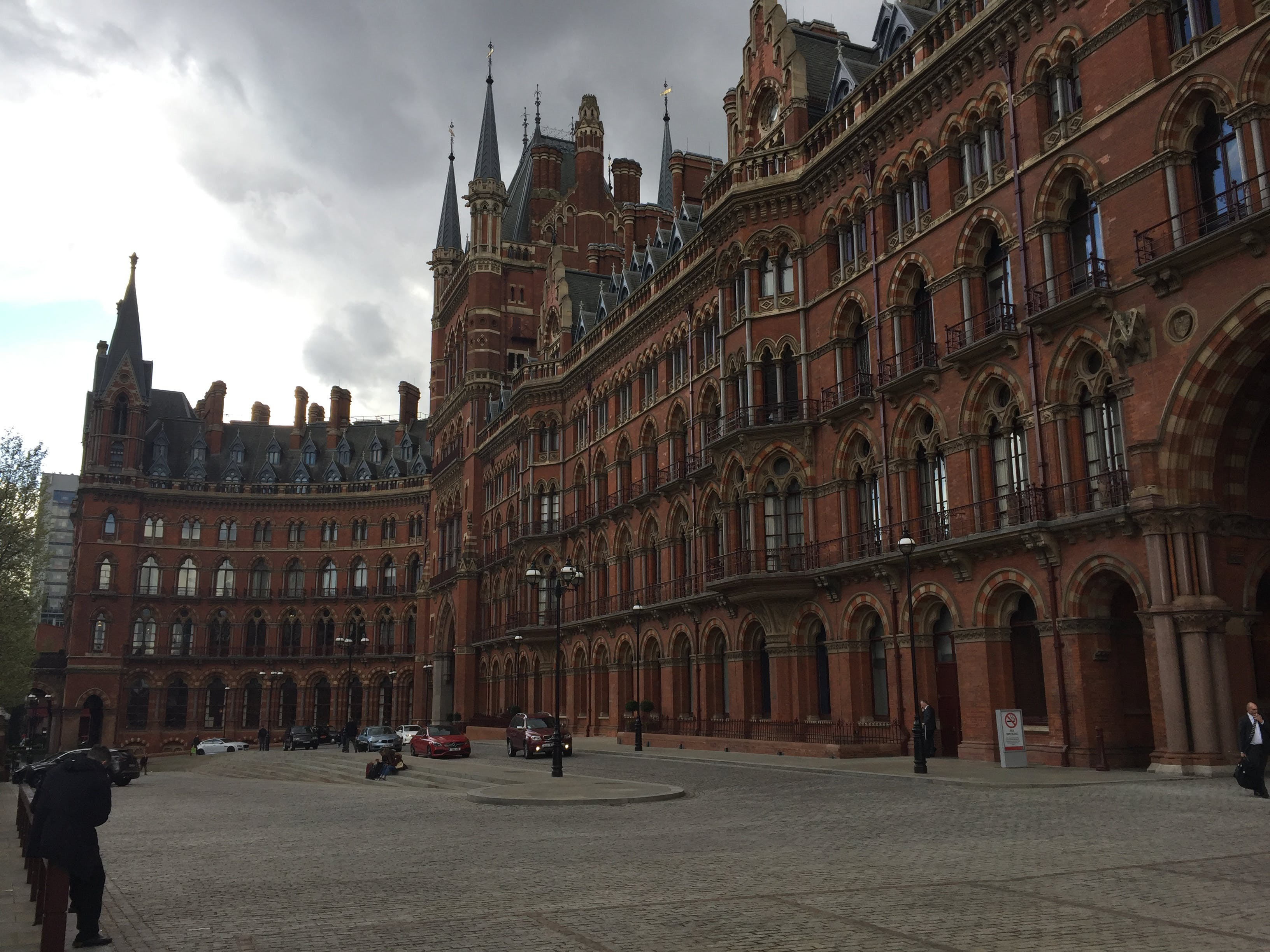 Free stock photo of gothic style, St Pancras Station, Station Hotel, George Gilbert Scott