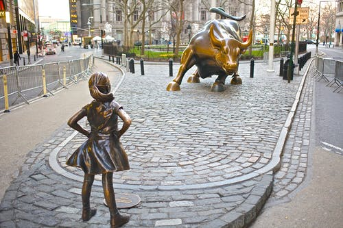 Free stock photo of fearless girl