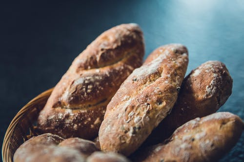 Free stock photo of baked goods, bread, close-up