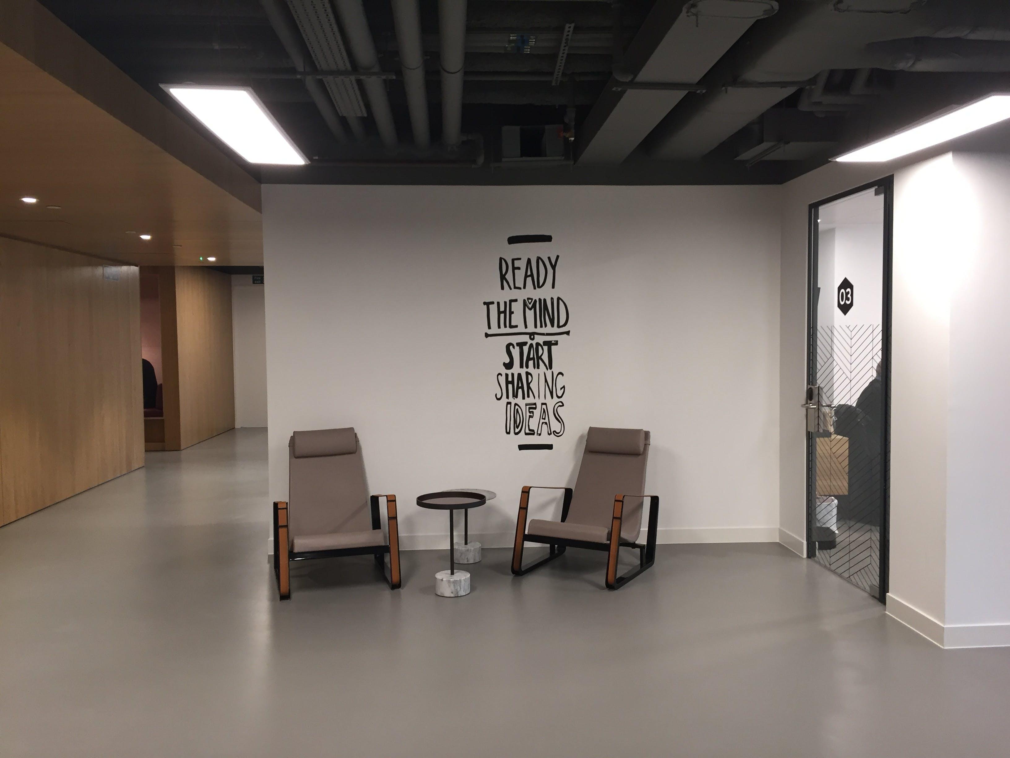 Breakout Area, business, Flexible Working