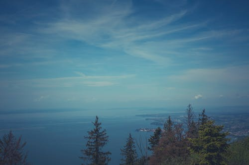 Základová fotografie zdarma na téma krajina, moře, mraky, obloha