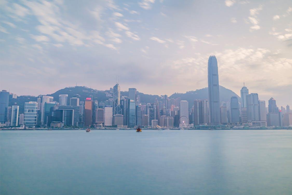 Skyline Photography of Hong Kong City