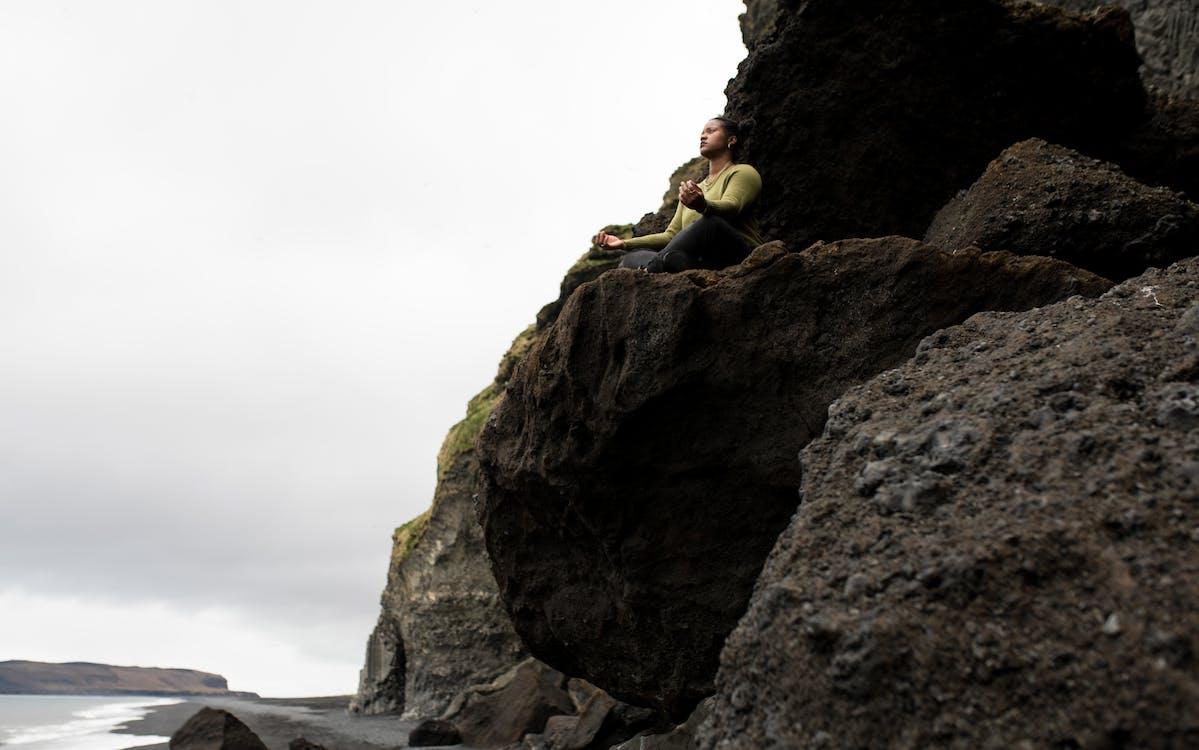 alpinist, apă, aventură
