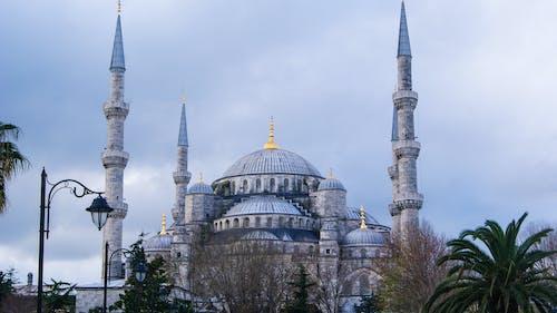Foto stok gratis allah, berdoa, Islam, Istanbul