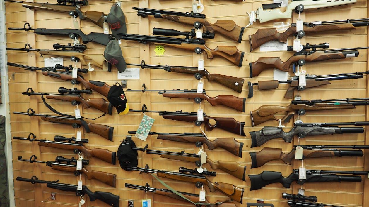 gun, guns, lots of guns