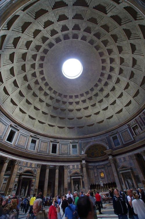 Darmowe zdjęcie z galerii z architektura, atrakcja turystyczna, historyczny, panteon