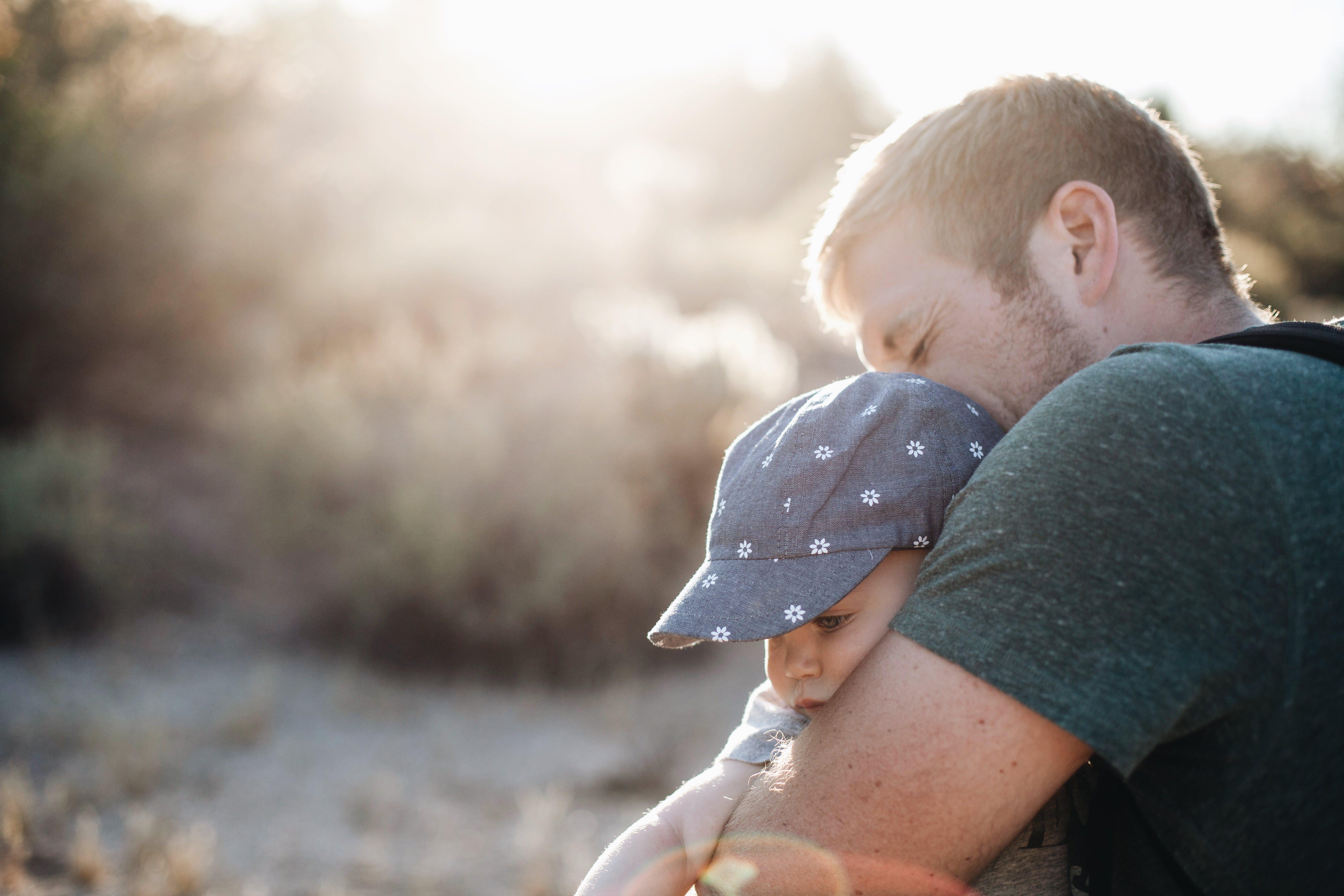 Бесплатное стоковое фото с день отца, любовь, люди, милый