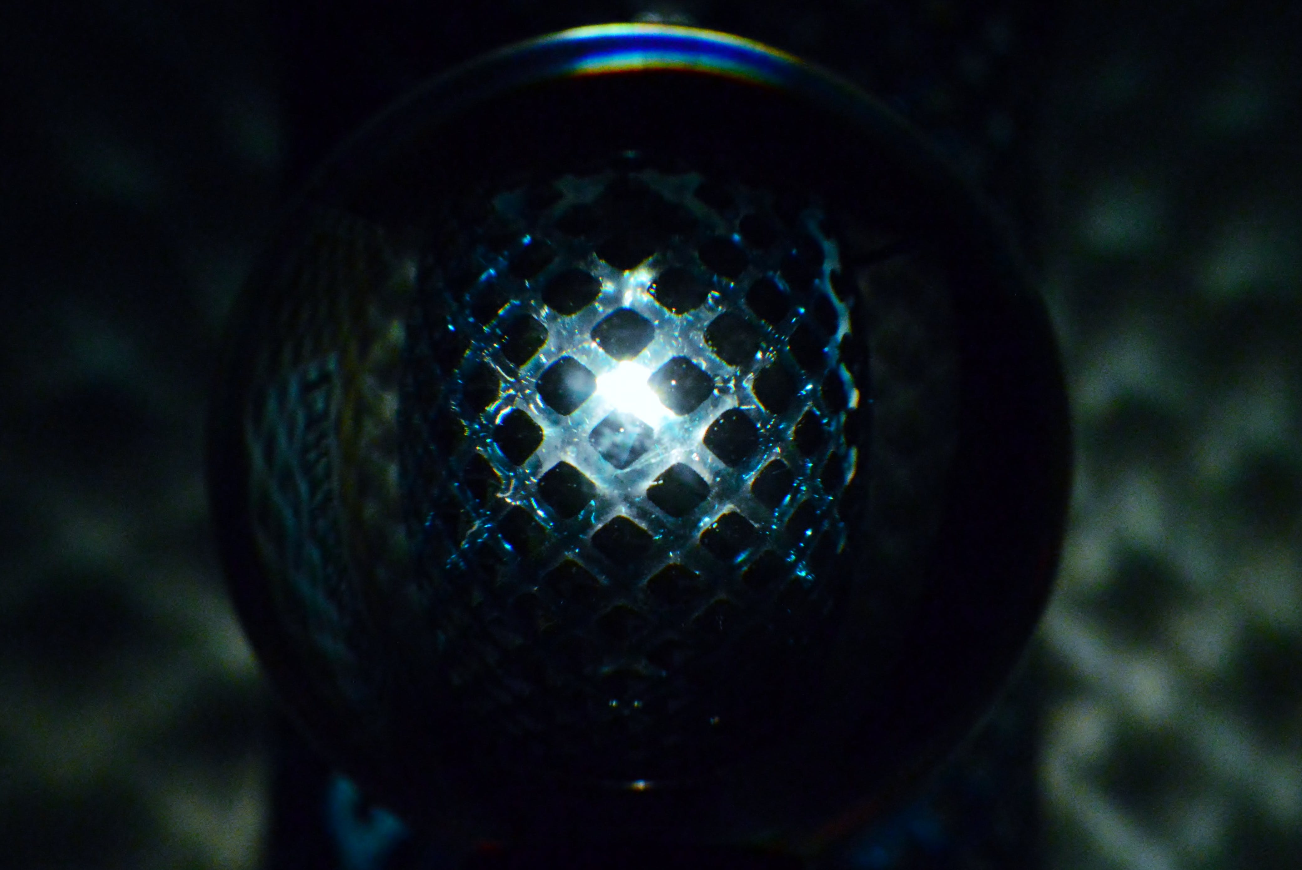Free stock photo of blue, crystal, crystal ball, glass