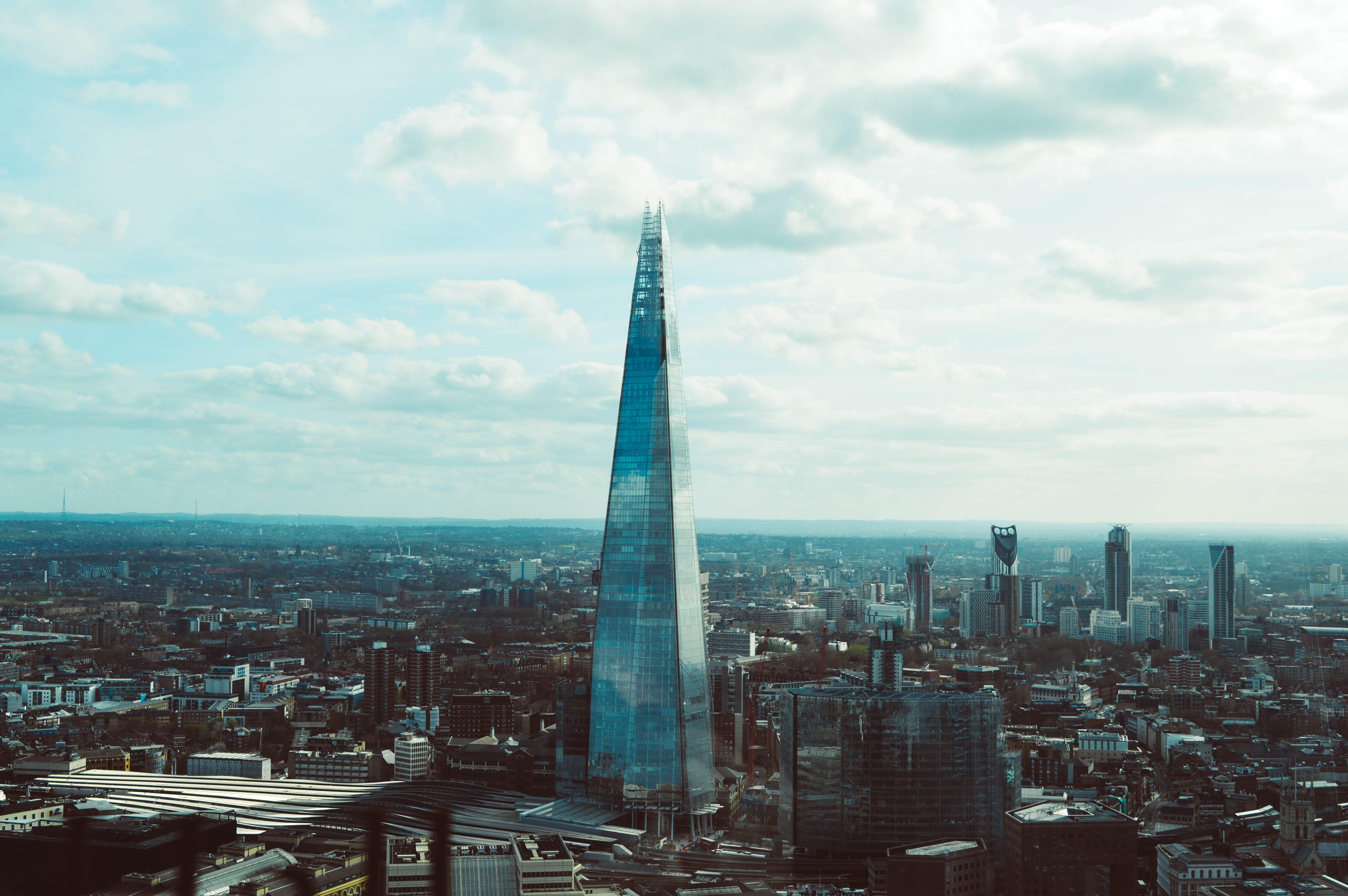 가장 높은, 건물, 건축, 고층 건물의 무료 스톡 사진