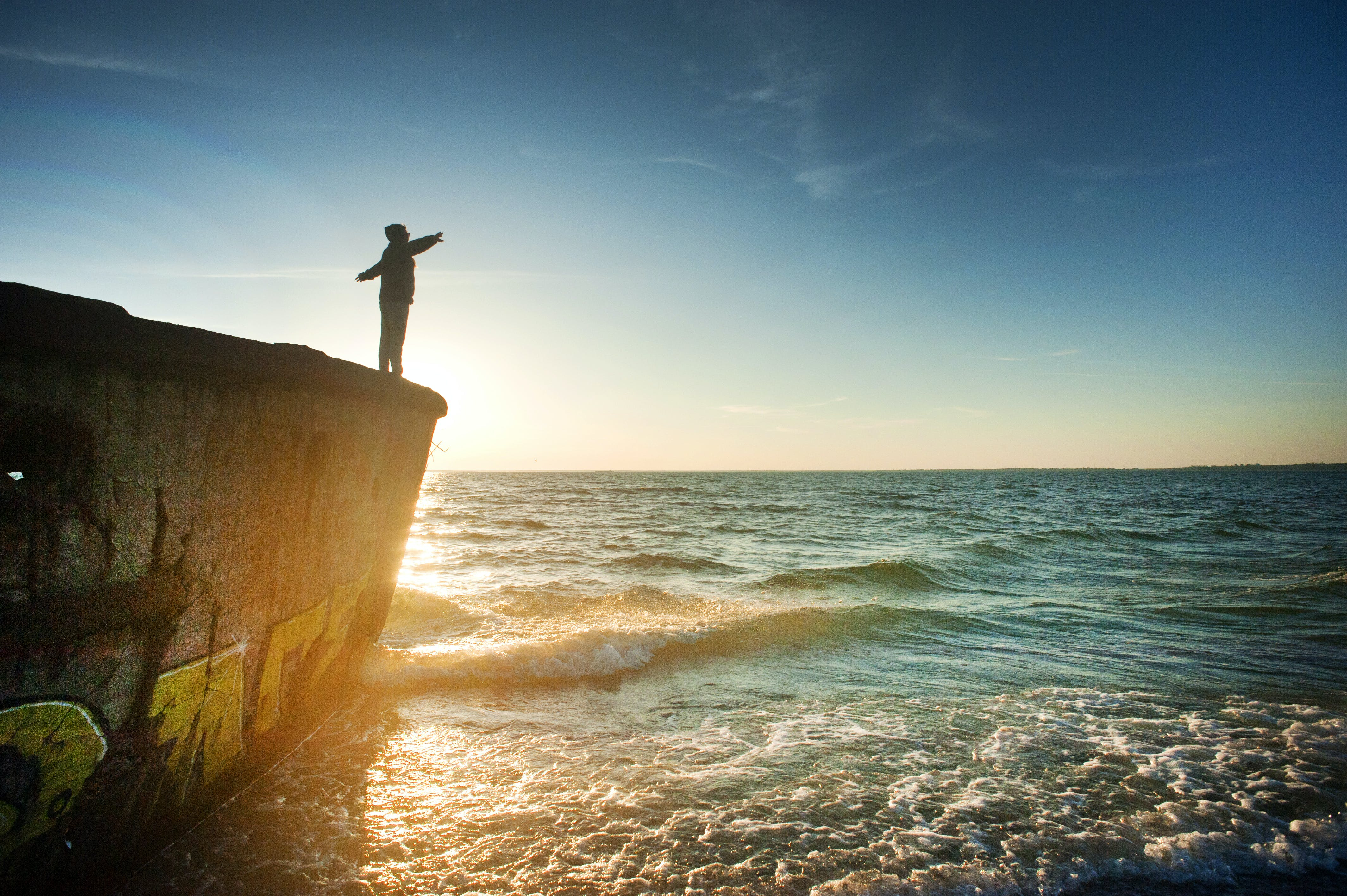 Бесплатное стоковое фото с активный отдых, ветер, вода, закат