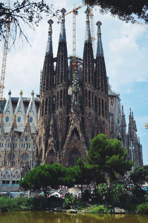 Foto profissional grátis de capela, centro da cidade, centro histórico, Espanha