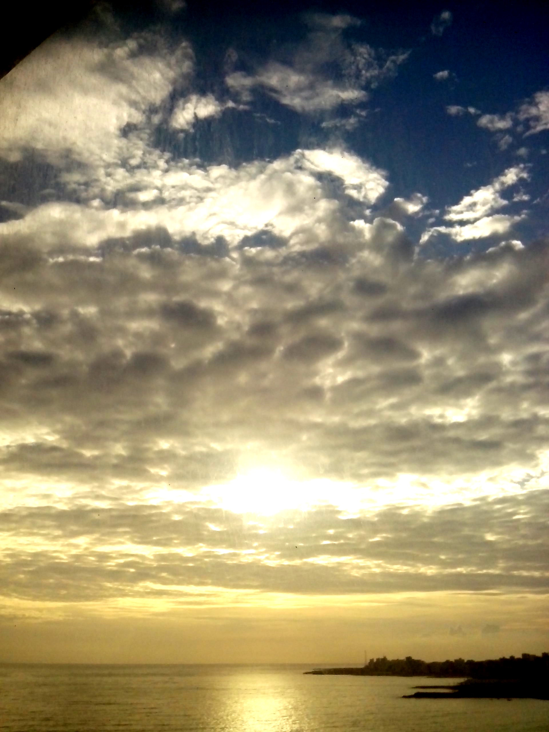 Free stock photo of cloudy sky, morning, morning sky