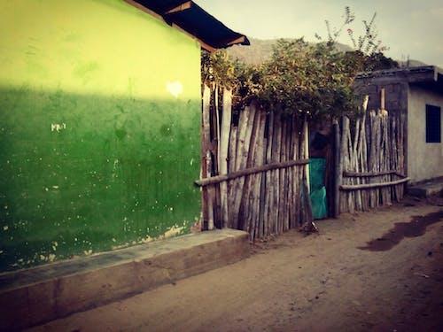 Free stock photo of caribbean, chuao, green wall