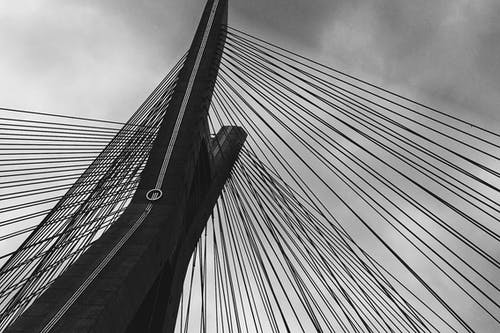 Free stock photo of bridge, gray, ponte, sao paulo