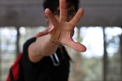 Free stock photo of 50mm, depth of field, hand, reach
