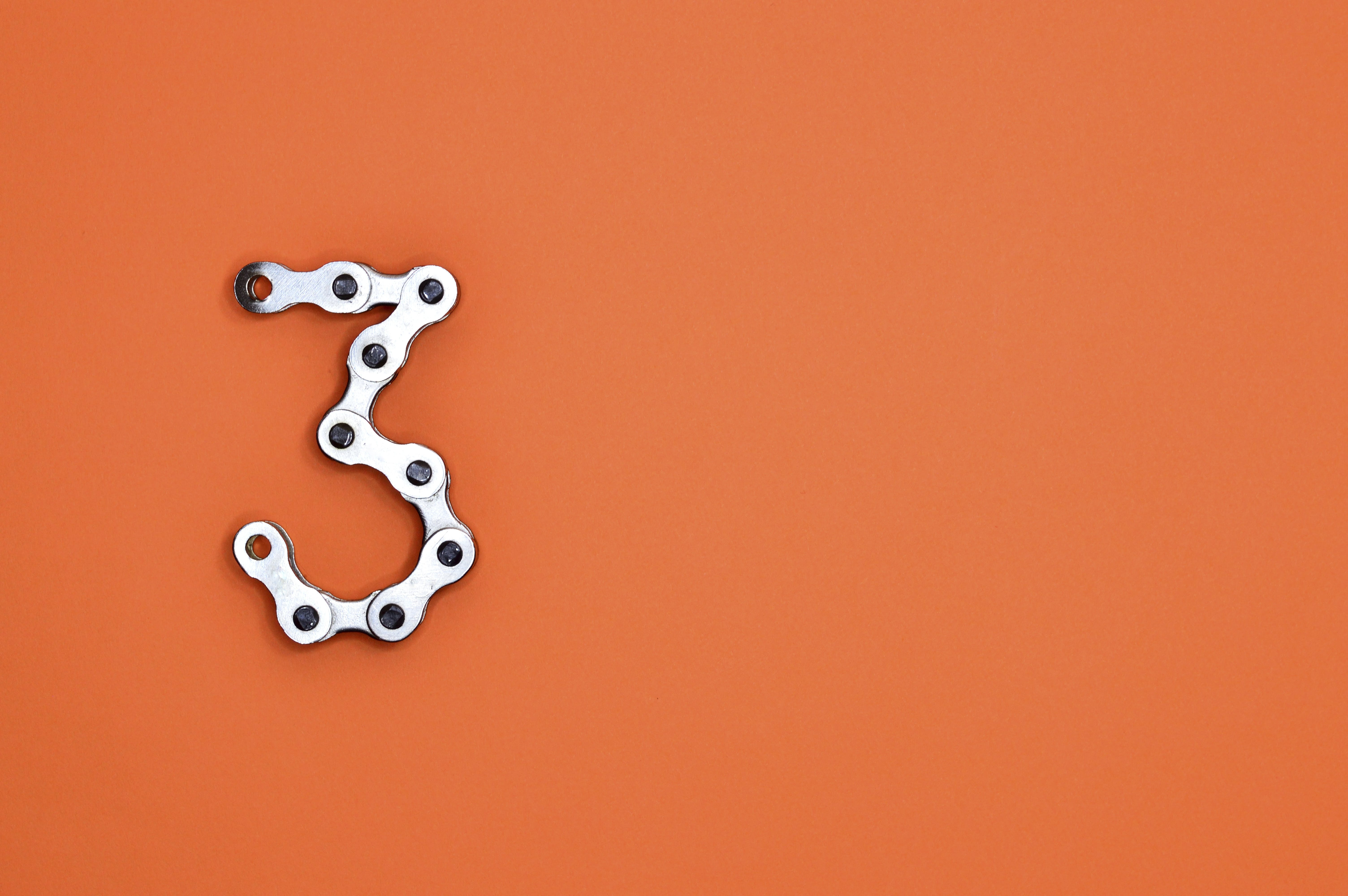 Grey 3 Chain