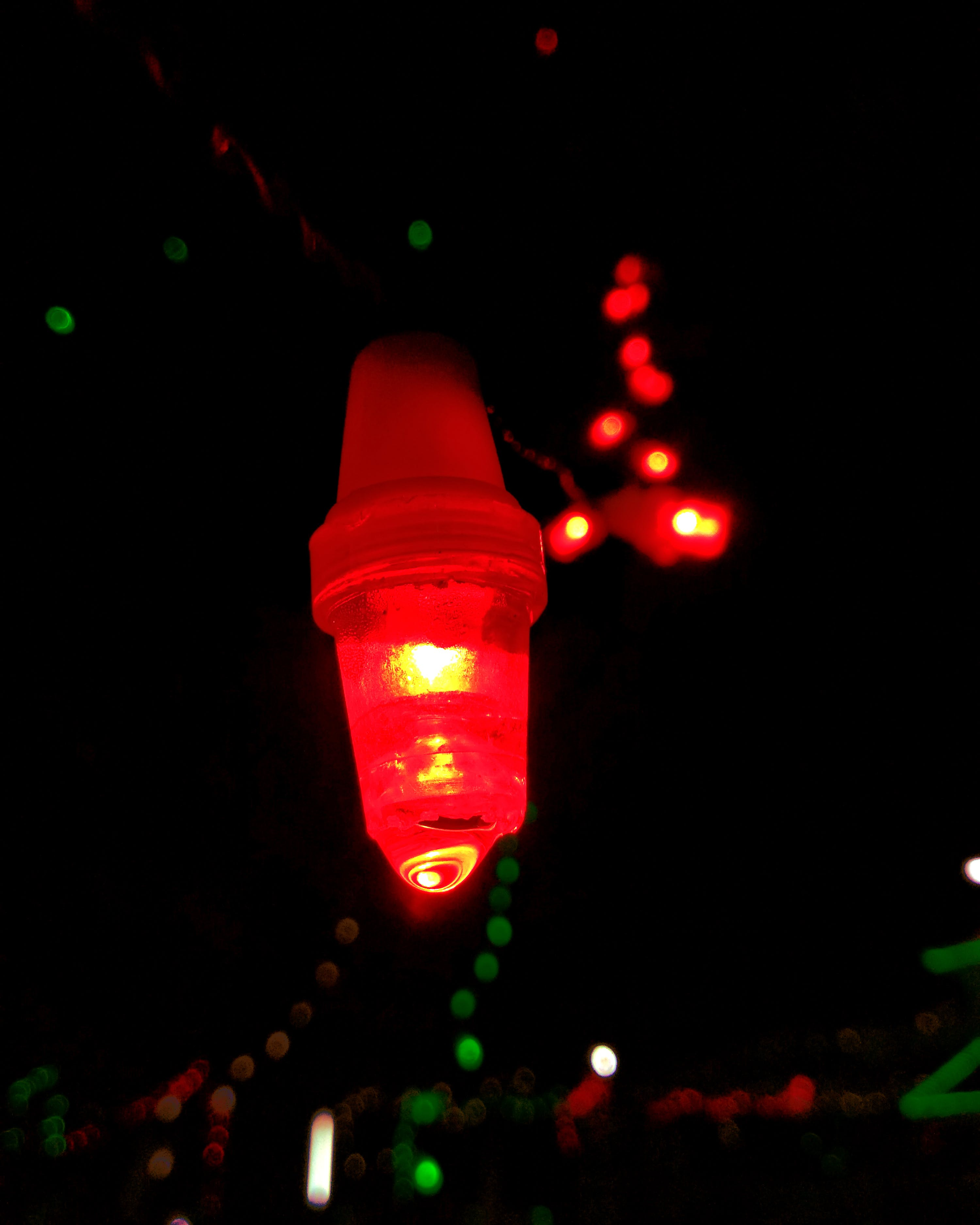 Free stock photo of lights, red bulb