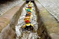 creative, water, street