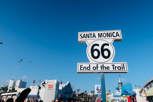 Free stock photo of los angeles, Santa Monica