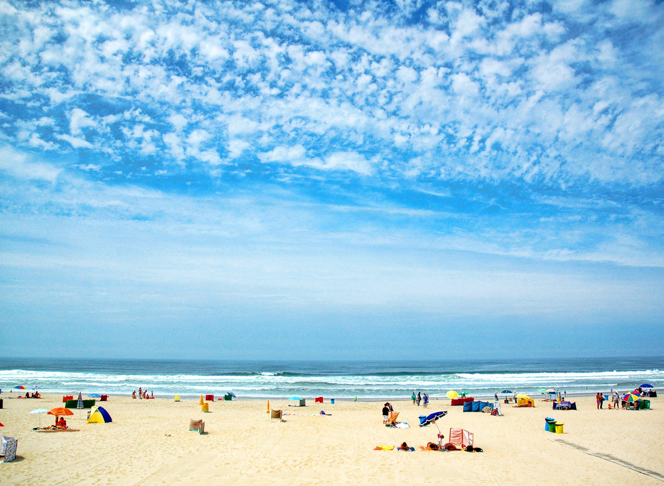 Free stock photo of beach, holidays, ocean, portugal