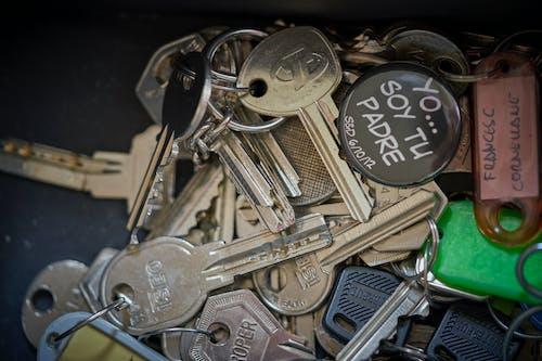 Photos gratuites de clés