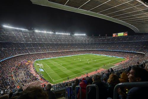 Photos gratuites de camp nou, fc barcelona
