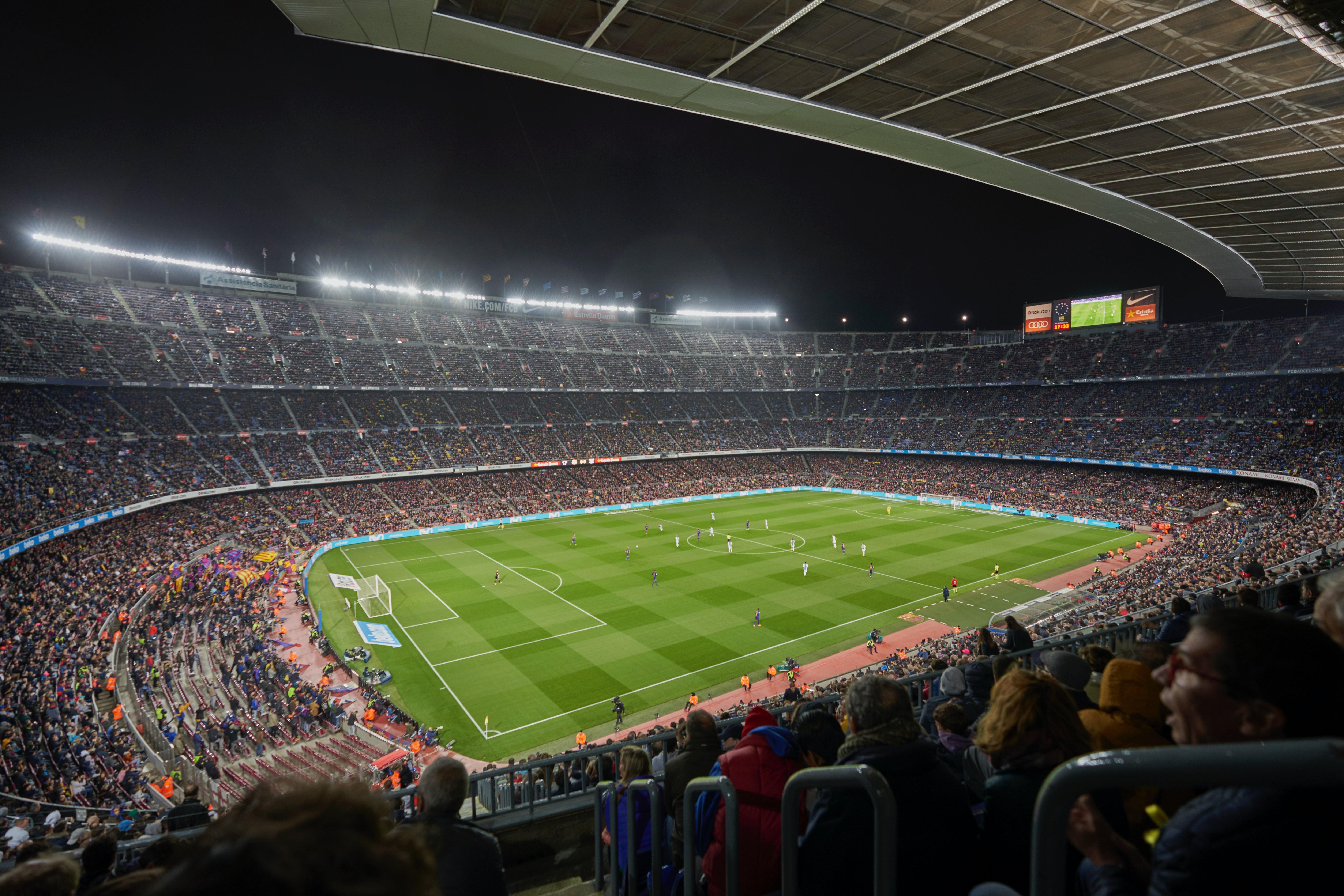 Fcバルセロナ カンプノウの無料の写真素材