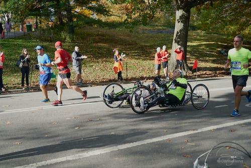 Photos gratuites de marathon