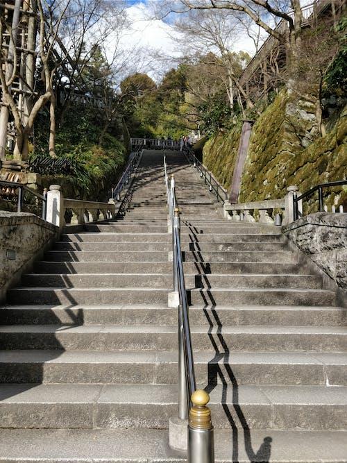 Foto d'estoc gratuïta de a baix, al pis de dalt, cultura japonesa, Japó