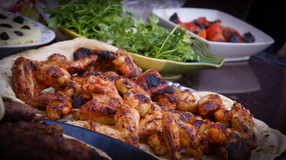 How to Make Simple Grilled Chicken