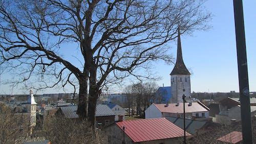 Free stock photo of rakvere trinity church, three