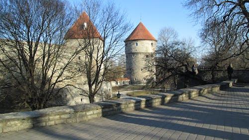 Free stock photo of tallinn, towers