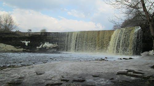 Free stock photo of jagala waterfall, waterfall