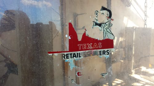 Free stock photo of texas nostalgia window