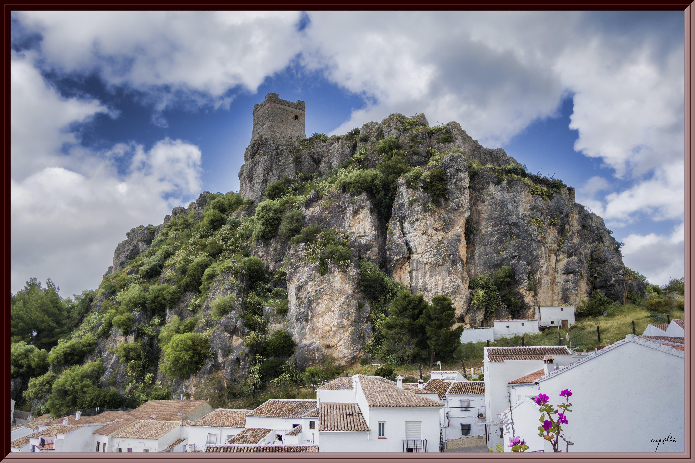 Kostenloses Stock Foto zu zahara de la sierra (cadiz) españa