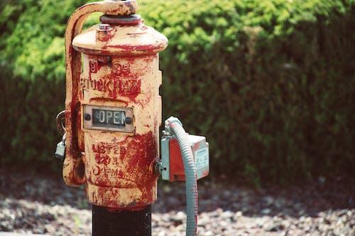 Fotos de stock gratuitas de bomba, césped, colores, durante el día