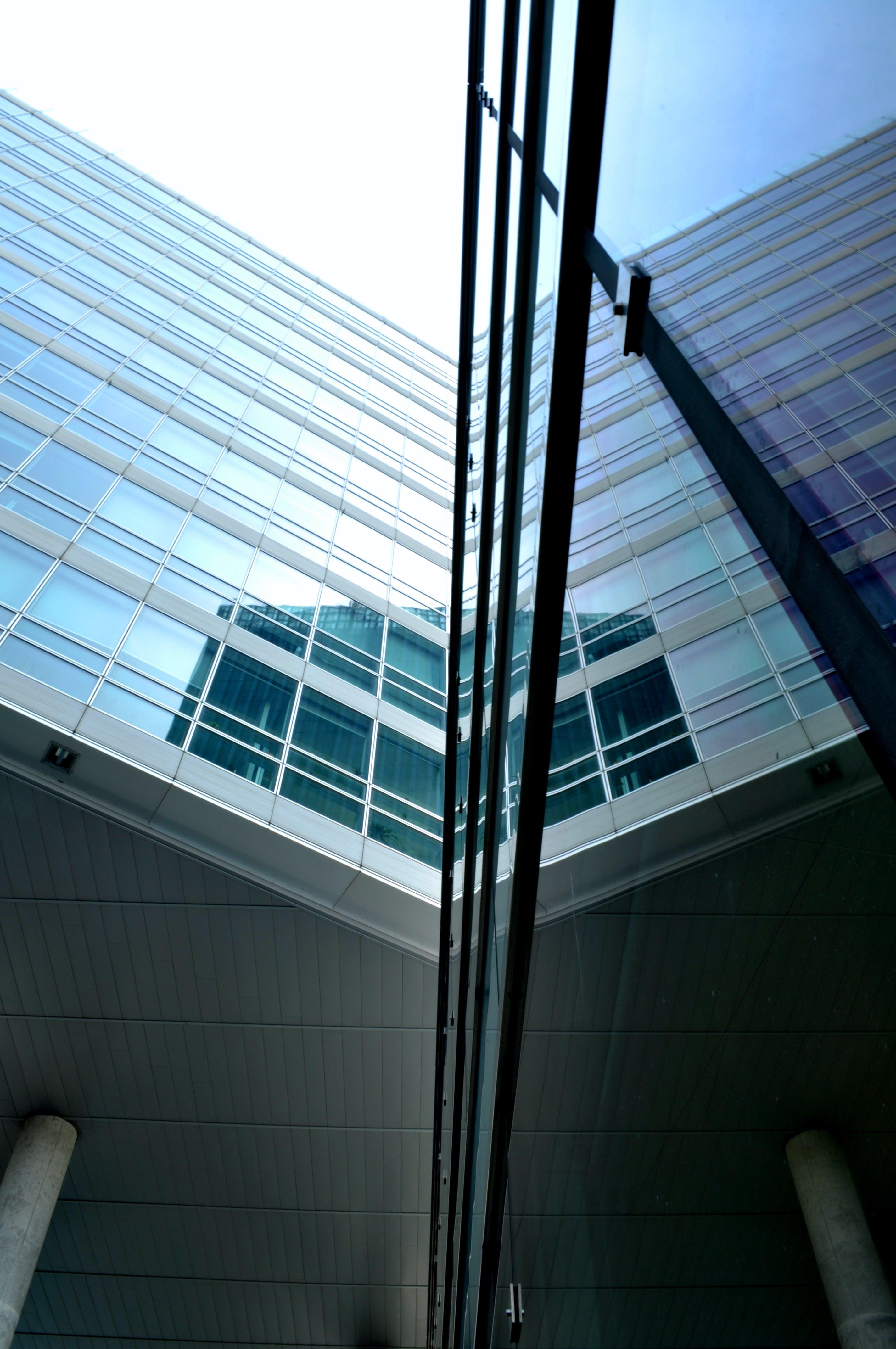 Ảnh lưu trữ miễn phí về ảnh phản chiếu, kiến trúc