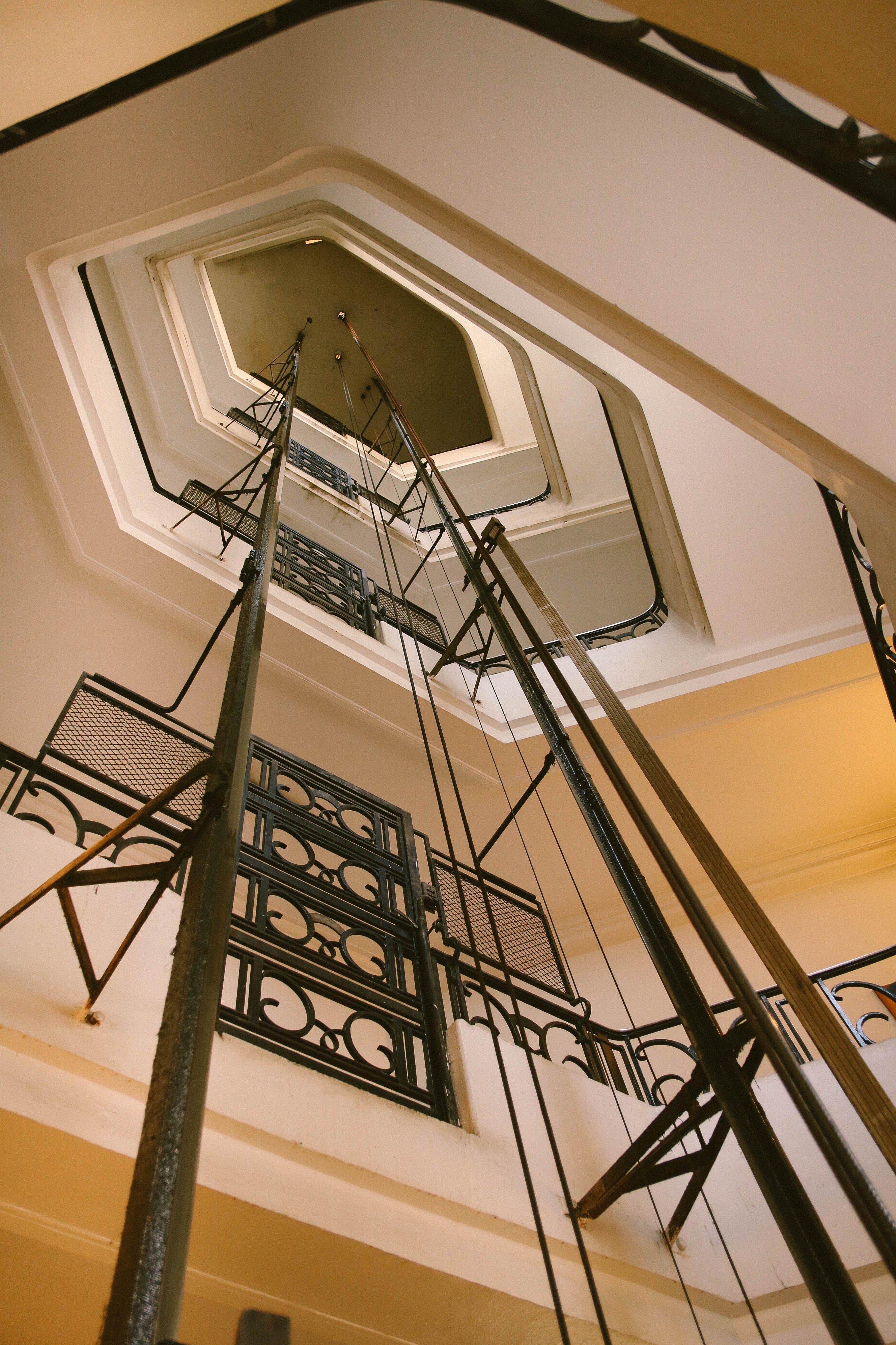 Free stock photo of elevator, elevator shaft, elevators, floor