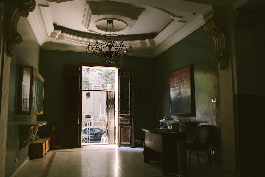 architektúra, dizajn, dvere