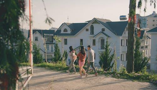 人, 城鎮, 外觀, 工厂 的 免费素材照片