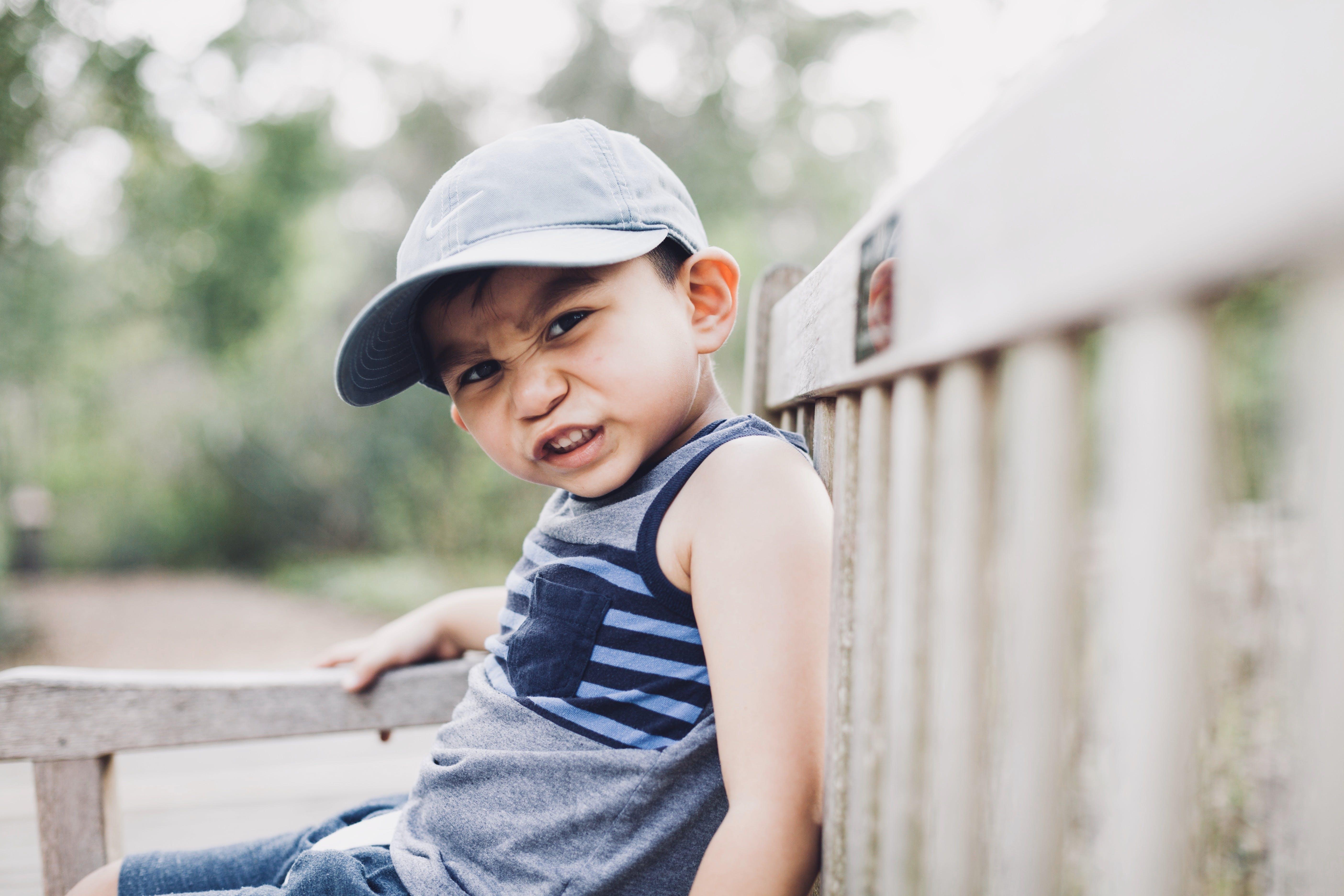Photograph of a boy