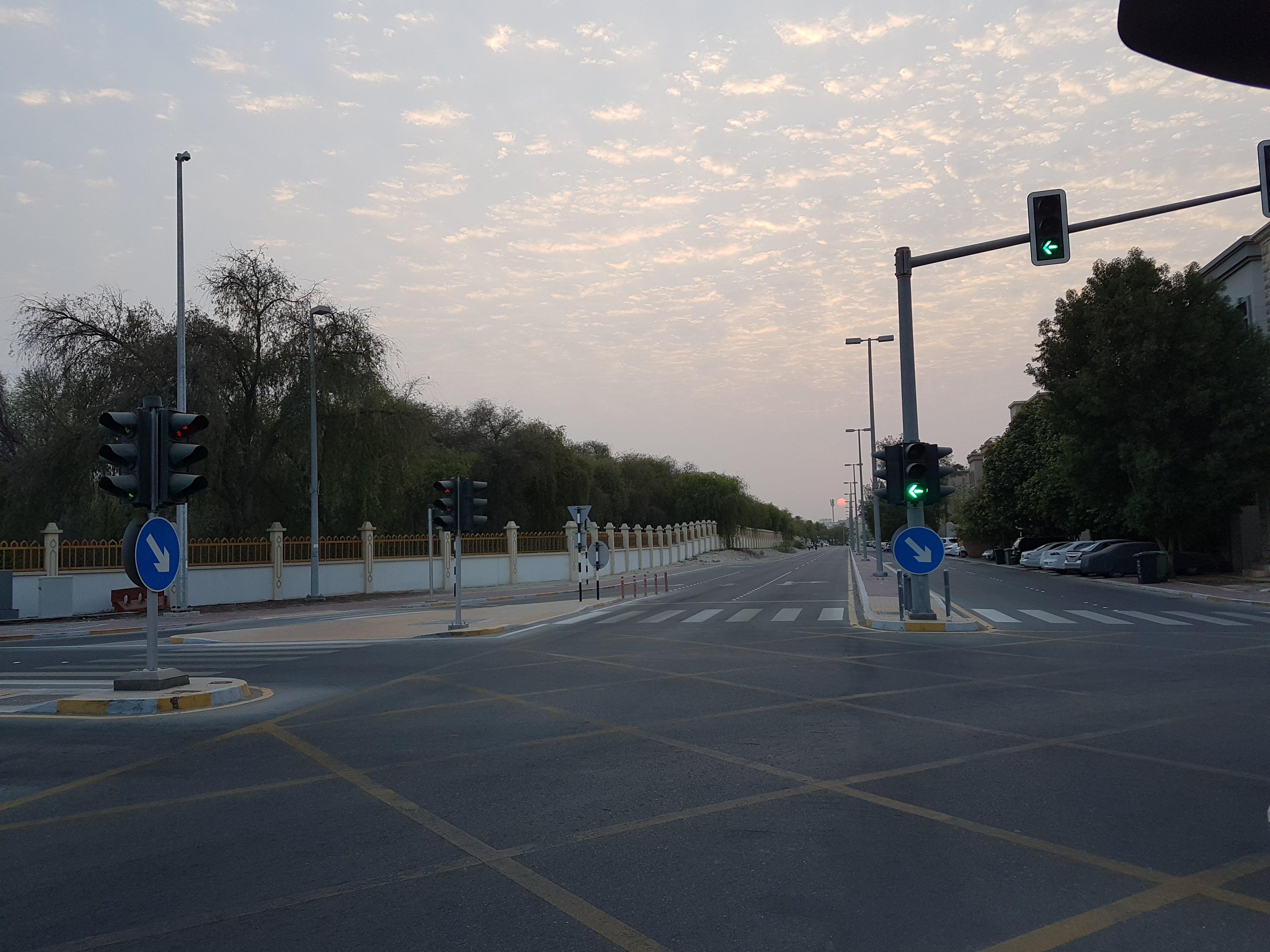 Free stock photo of cross road