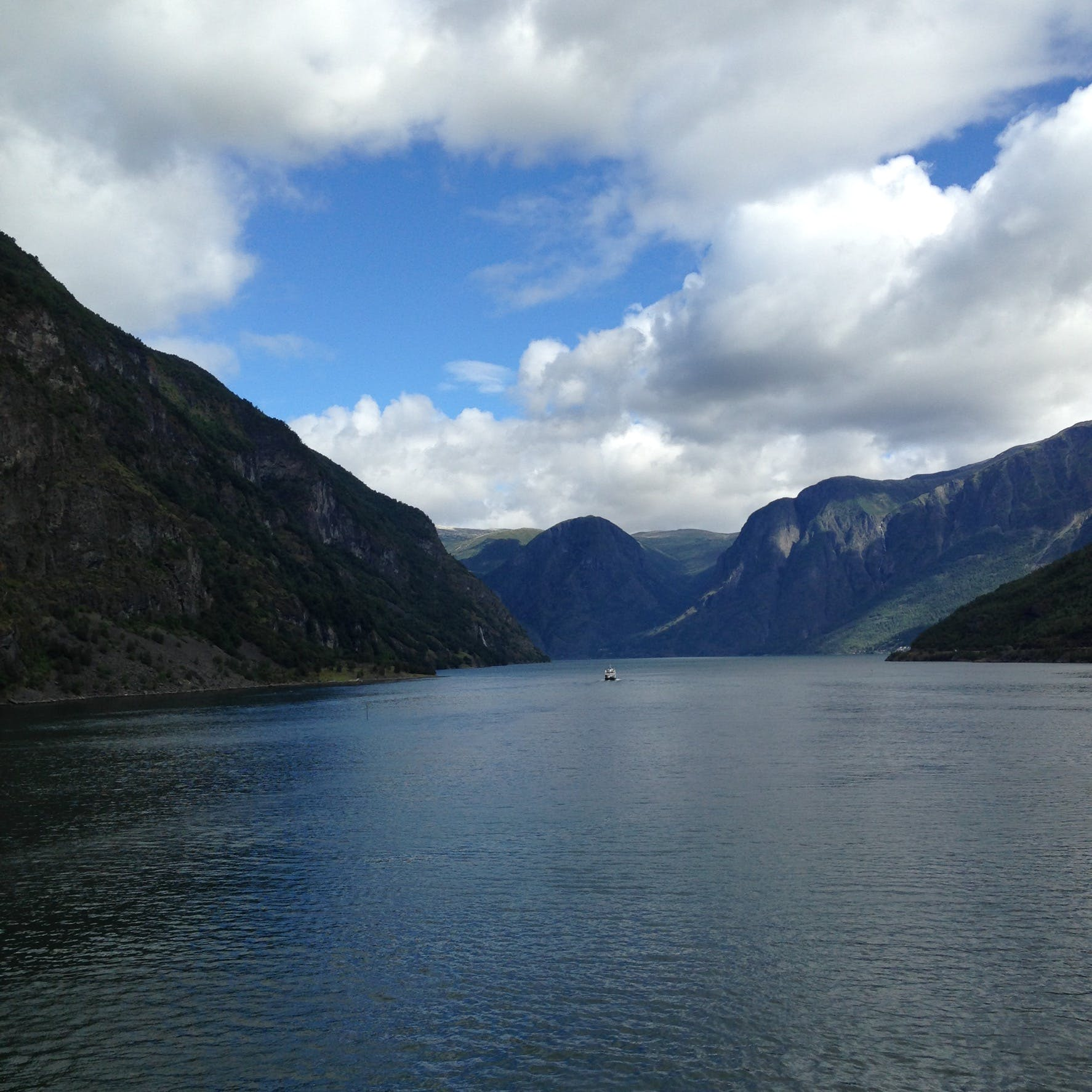 Free stock photo of fjords