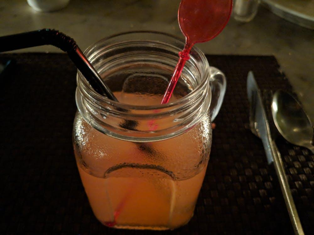 ค็อกเทล, น้ำผลไม้, น้ำส้ม