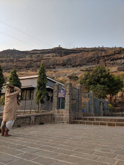 Fotos de stock gratuitas de calma, casa de dios, colina, devoción