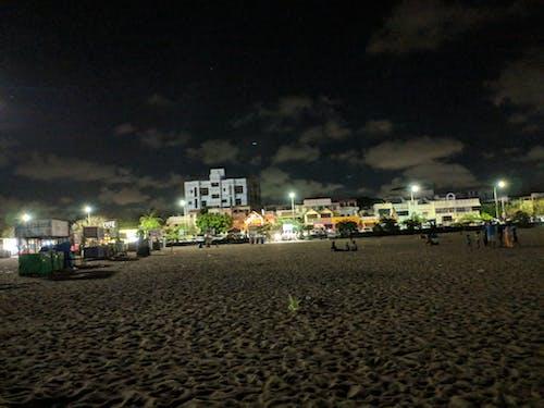 Kostnadsfri bild av gatubelysning, natt, natthimlen, natthimmel