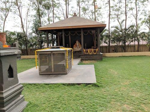 Fotos de stock gratuitas de bonito, calma, entrada del templo, paz