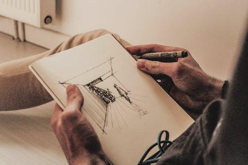 Kostnadsfri bild av arbete, dra, kreativ