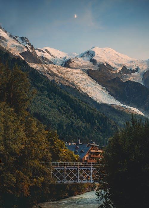 Foto d'estoc gratuïta de aigua, alps, arbres, aventura